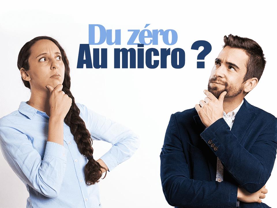 Du zéro au microlearning