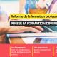 Livre Blanc : Réforme de la formation professionnelle - Penser la formation différemment ?