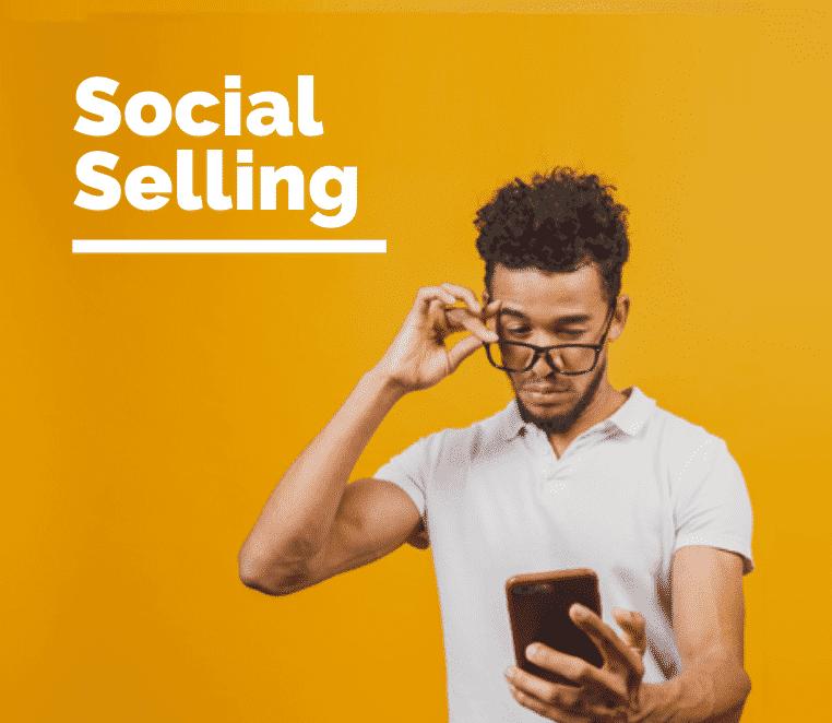 Parcours de formation sur le social selling sur LinkedIn
