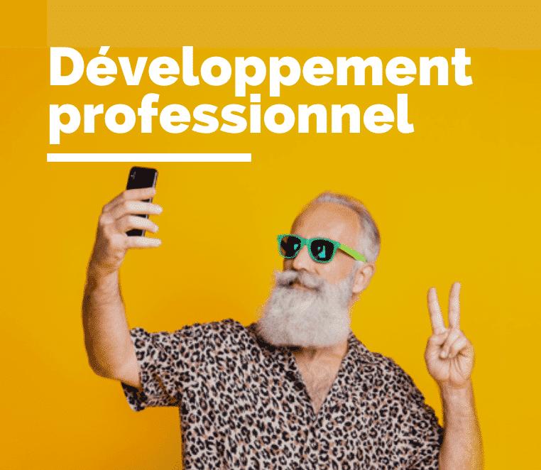 Modules de formations sur développement professionnel