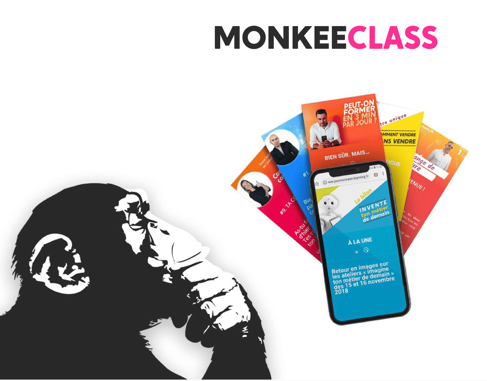 MonkeeClass Microlearning