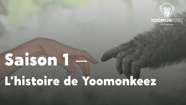 Histoire Yoomonkeez - Saison 1