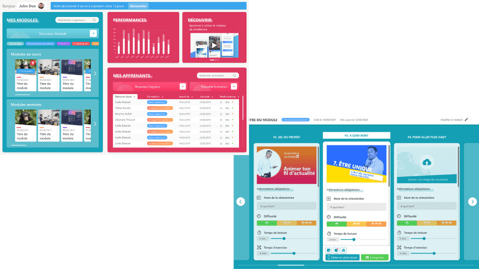 Partenaire microlearning